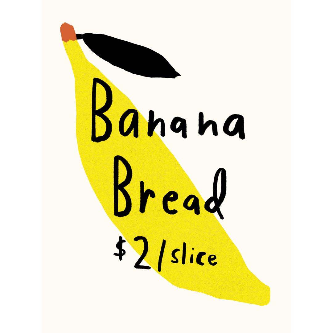 Banana Bread - SALE