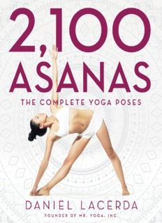 mr yoga's 2100 asanas the complete yoga positions is a