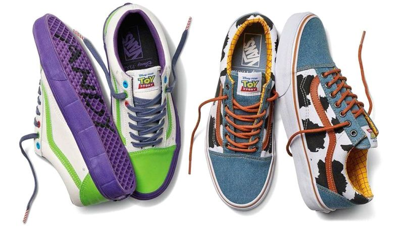 Vans and Pixar Are Teaming Up for a Line of Fun Toy Story