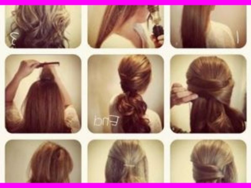 Easy Hairstyles For High School Girls - hairstyles for boys