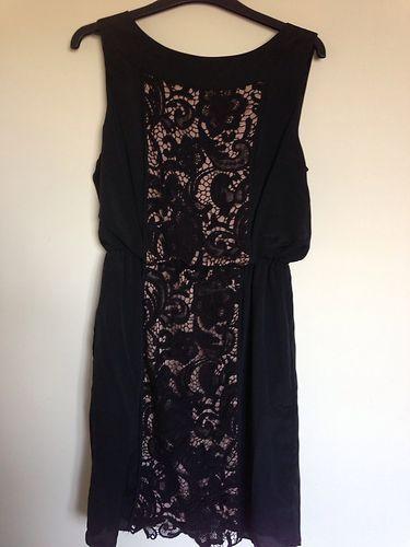 Jessica Simpson Black Dress