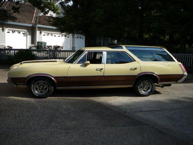 Coolest Wagon Ever? 1972 Oldsmobile Vista Cruiser | Vista ...