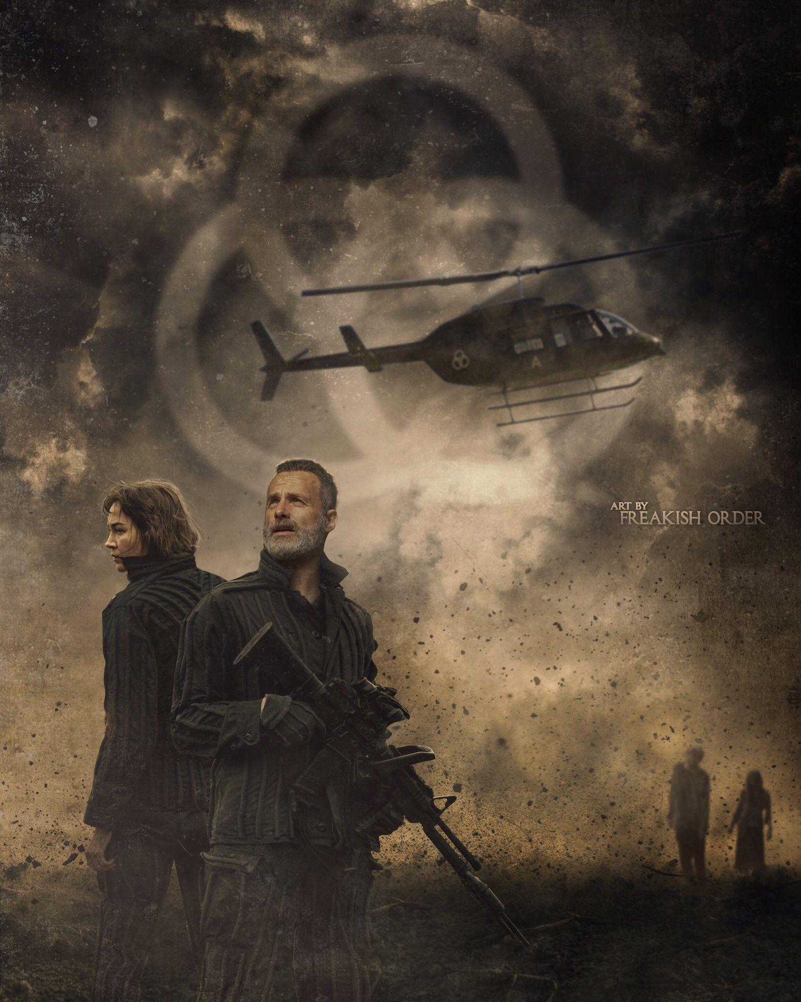 The Walking Dead Movie in 2020 | Fear the walking dead, Fear the walking,  The walking dead poster