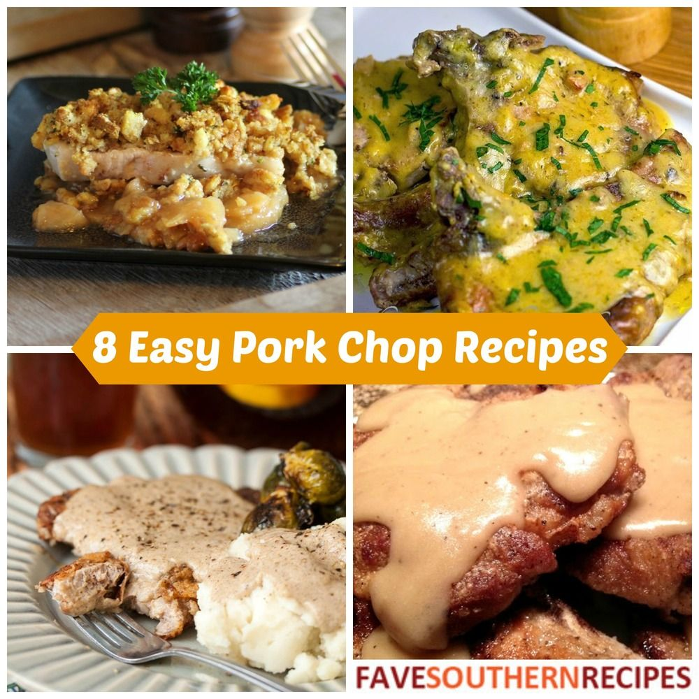8 easy southern pork chop recipes chops recipe pork chop and pork 8 easy southern pork chop recipes forumfinder Image collections
