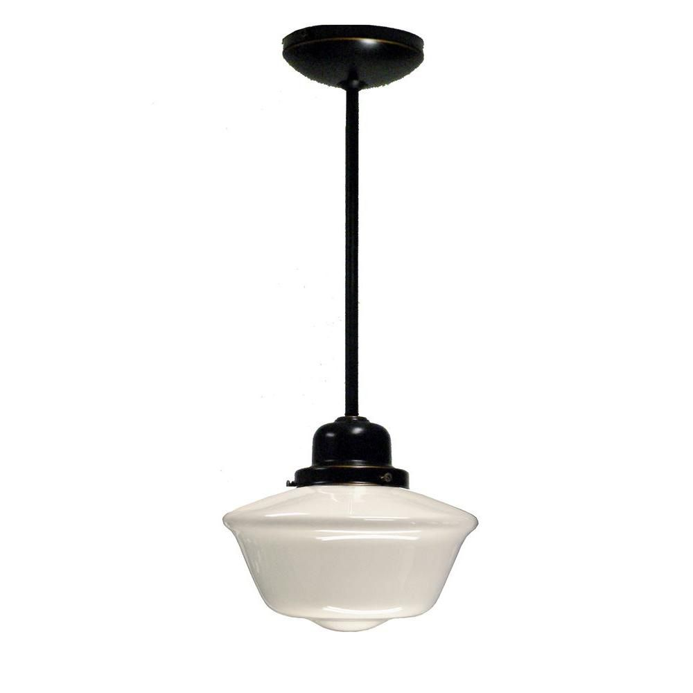 Oil Rubbed Bronze Kitchen Lighting Marquis Lighting 1 Light Oil Rubbed Bronze Pendant Home The O
