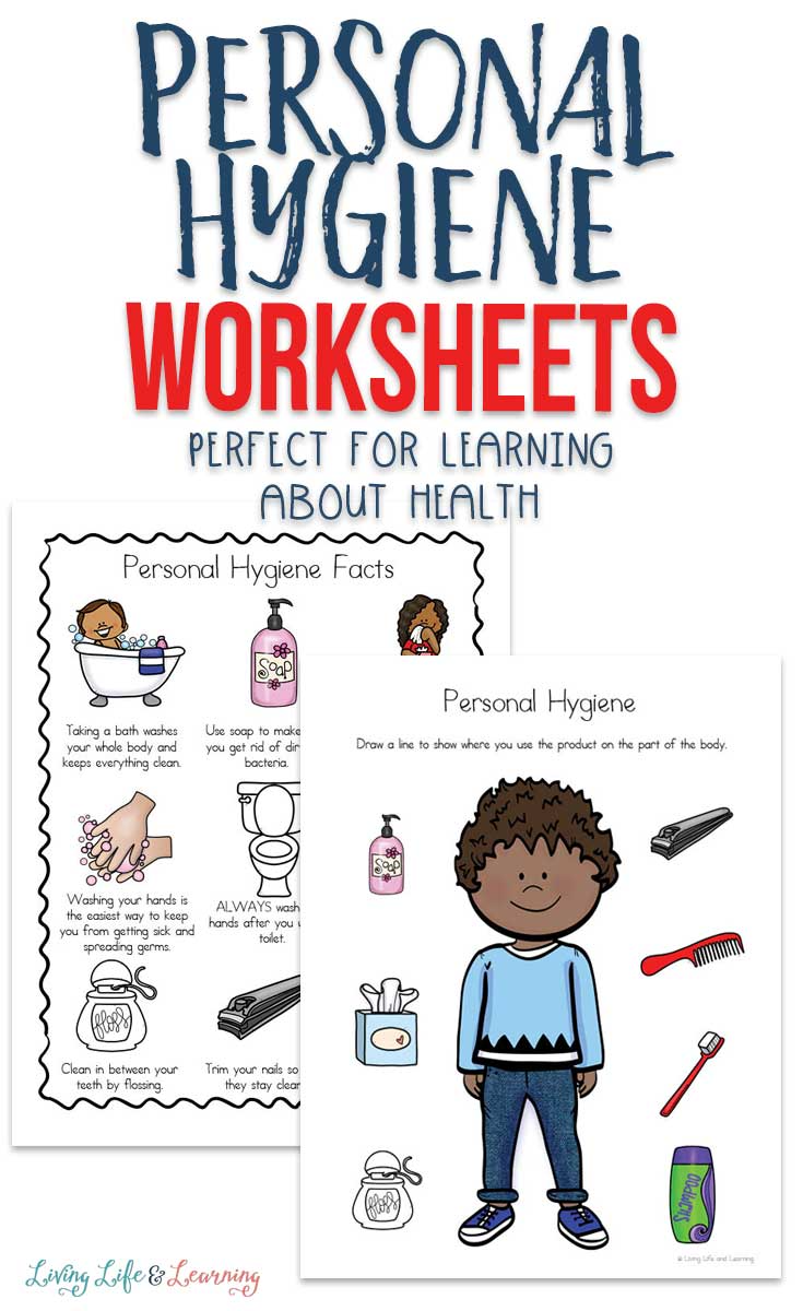 Personal Hygiene Worksheets For Kids Personal Hygiene Worksheets Hygiene Activities Hygiene Lessons [ 1200 x 735 Pixel ]
