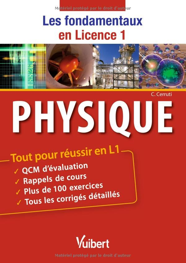 530 Cer Technology Physique