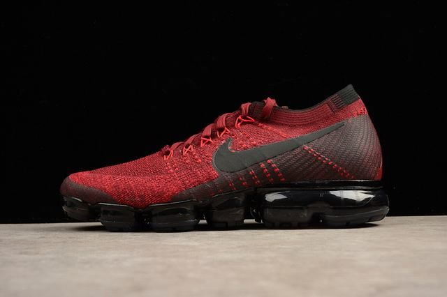 nike air vapormax flyknit homme rouge