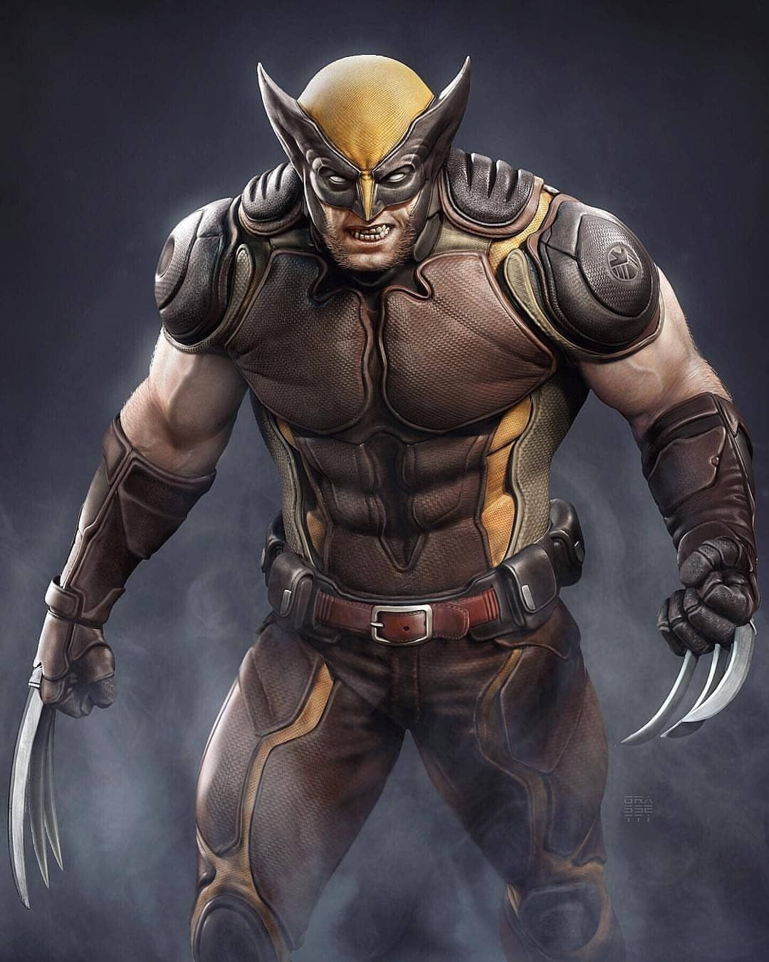 Pin by Claude Marts on Wolverines Marvel comic character
