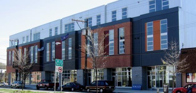 Mount Rainier Artist Lofts | Artspace | Design | Artist loft