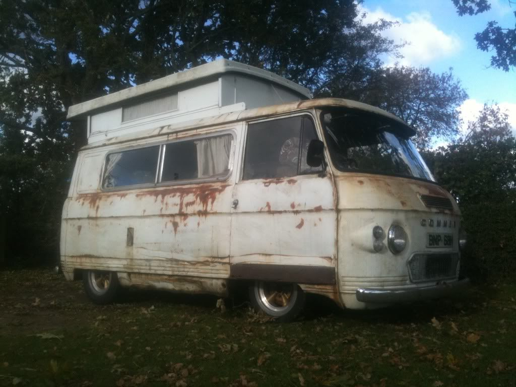 Commer Van Fan - Commer Lowering Jobs... Available now!!!