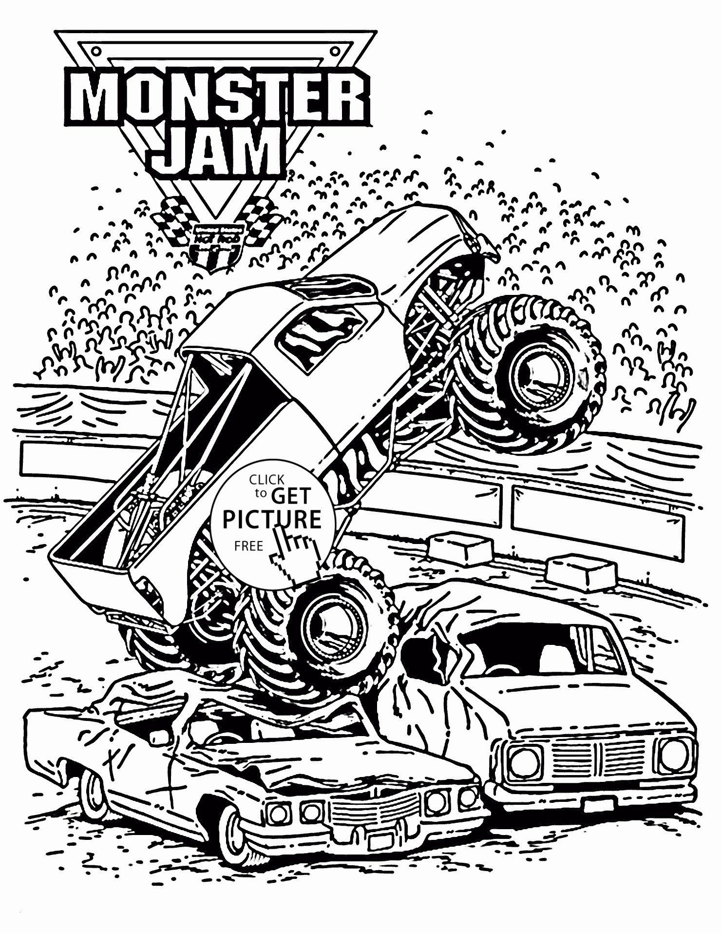 Monster Truck Coloring Pages Sophiewinstonst In 2020 Monster Truck Coloring Pages Coloring Pages For Kids Truck Coloring Pages