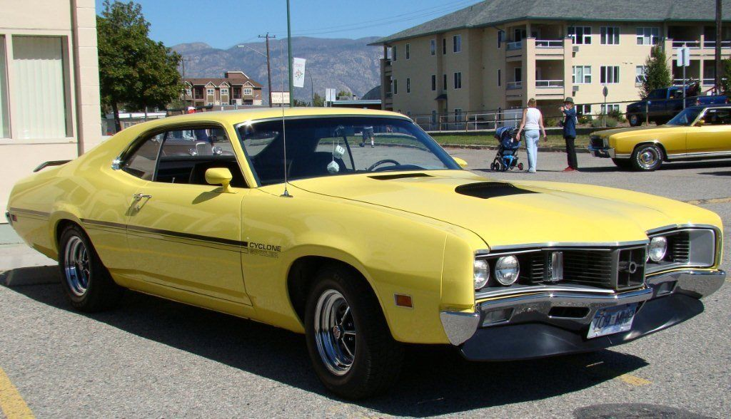 1970 Mercury Cyclone Spoiler | Muscle cars for sale | Pinterest | Cars