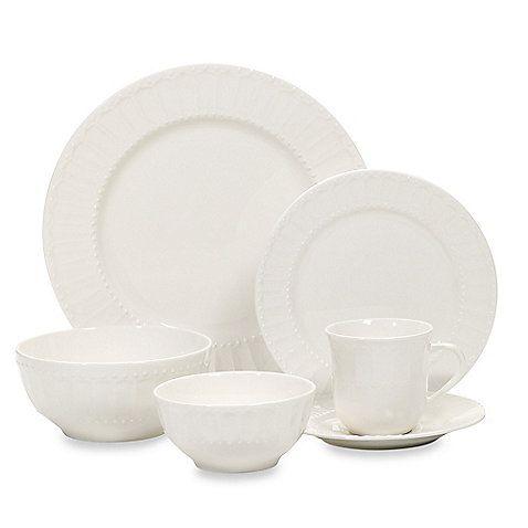 Gibson Home Heritage Place 48-Piece Dinnerware Set  sc 1 st  Pinterest & Gibson Home Heritage Place 48-Piece Dinnerware Set | Stoneware ...