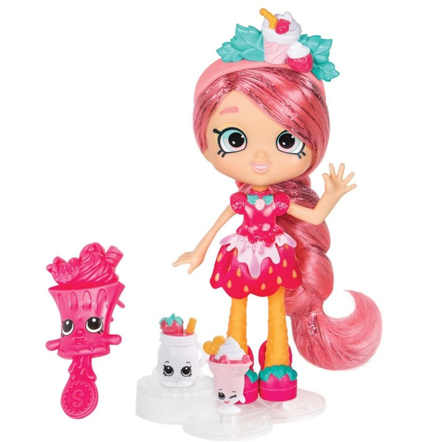 Shopkins Shoppies Dolls Lucy Smoothie Shoppies Dolls Shopkins And Shoppies Shopkins Toys