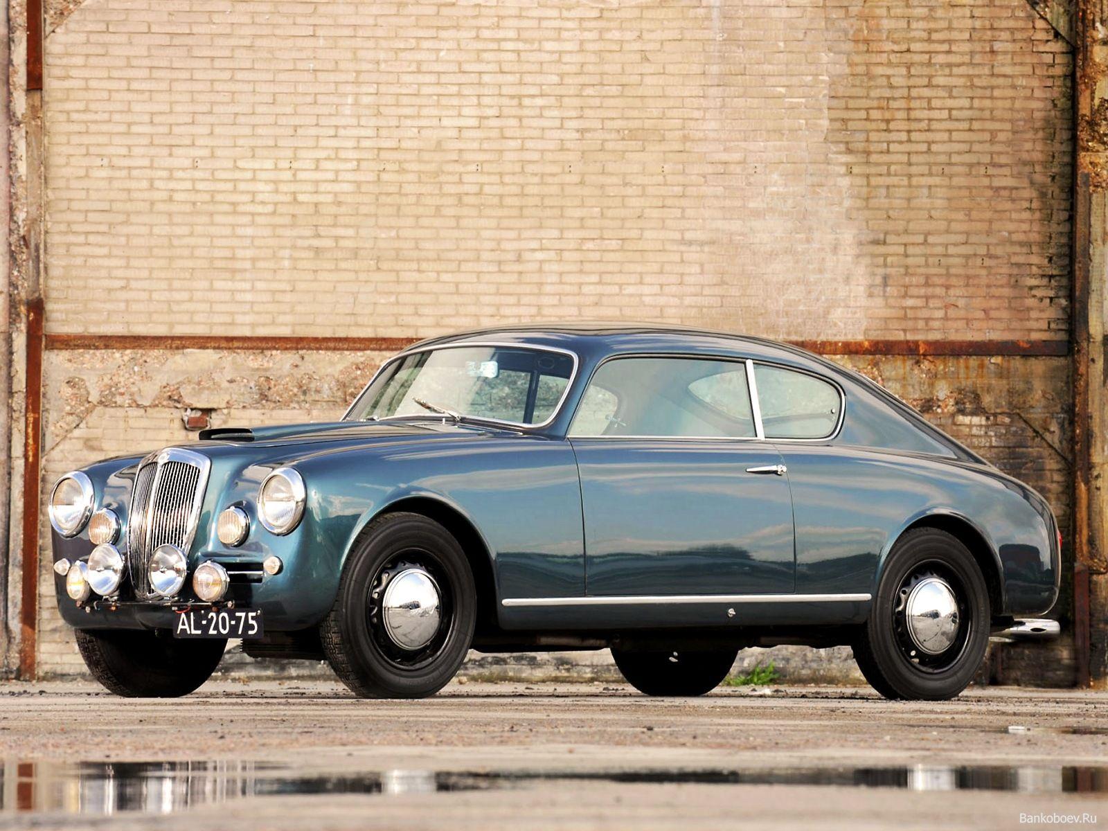 '51 Lancia Aureia B20 GT #gangster