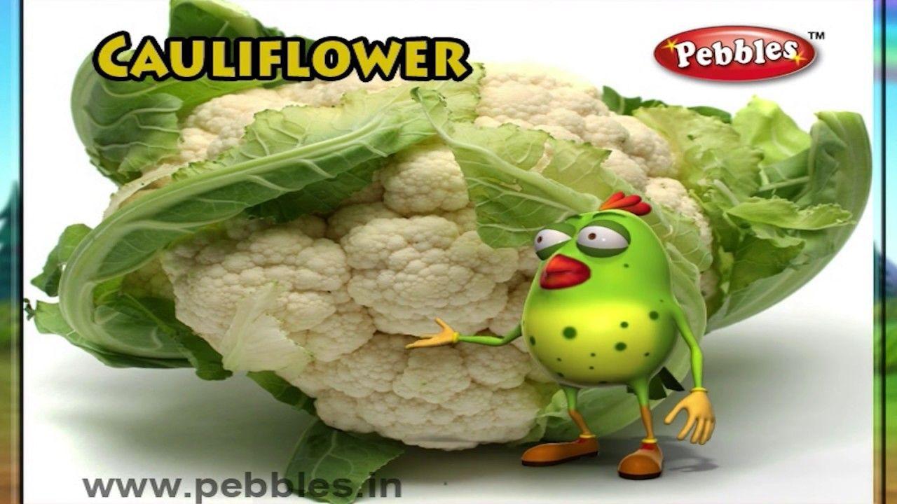 Cauliflower Rhyme Nursery Rhymes With Lyrics For Kids