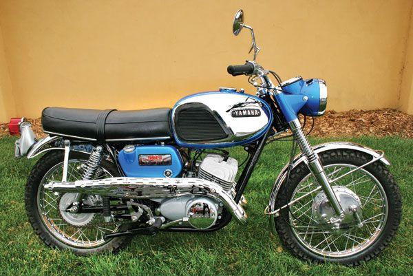 What Year Was The Yamaha Bear Tracker Made