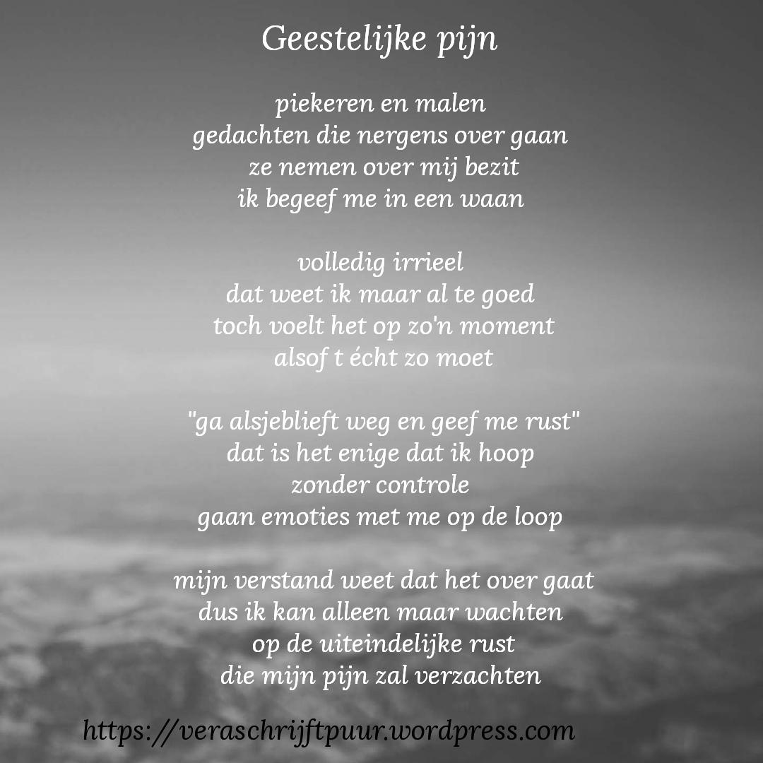 Onwijs Geestelijke pijn | inspiratie qoutes - Droevige citaten, Citaten EU-58