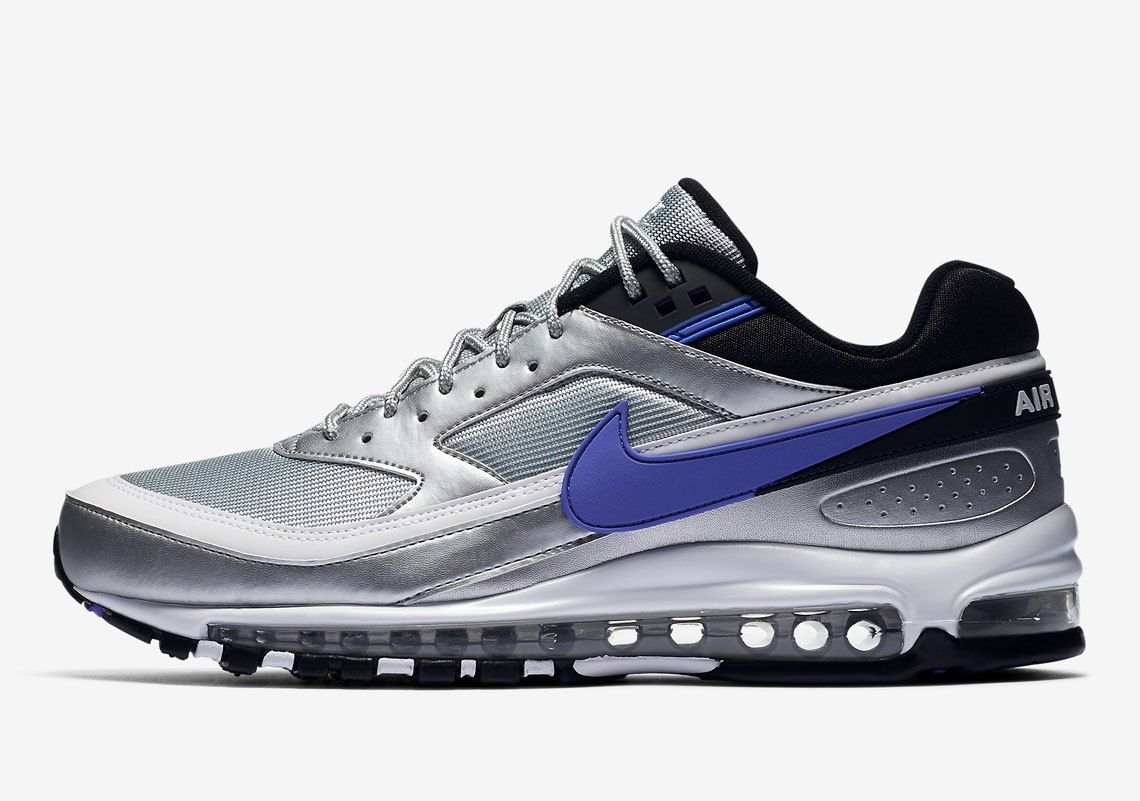 72e620f3b99c5 Zapatos Nike · The Nike Air Max 97 BW Persian Violet Is Coming Soon
