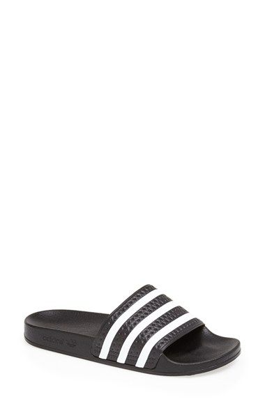 6b15dfb6c2de adidas  Adilette  Sandal (Women) available at  Nordstrom