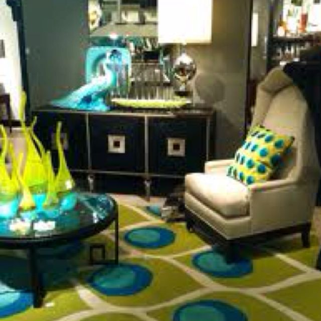 Love The Peacock Inspired Living Room Hello Inspiration For My Living Room Peacock Decor Bedroom Peacock Living Room Peacock Decor