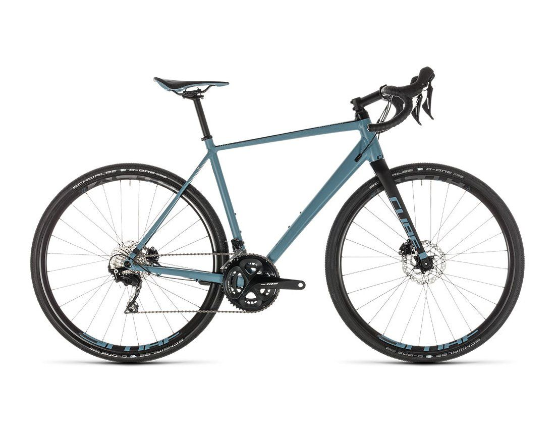 Cube Nuroad Race Blue N Black Aus Der Kategorie Gravel Bikes Bild 1 Fahrrad Rennrad Wolle Kaufen
