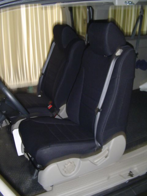 Honda Element Seat Covers Rear Seats Honda Element Honda Element Accessories Seat Covers