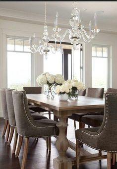Sillas De Comedor De Diferentes Estilos  Room Dinning Table And Inspiration Dining Room Chandelier Ideas 2018