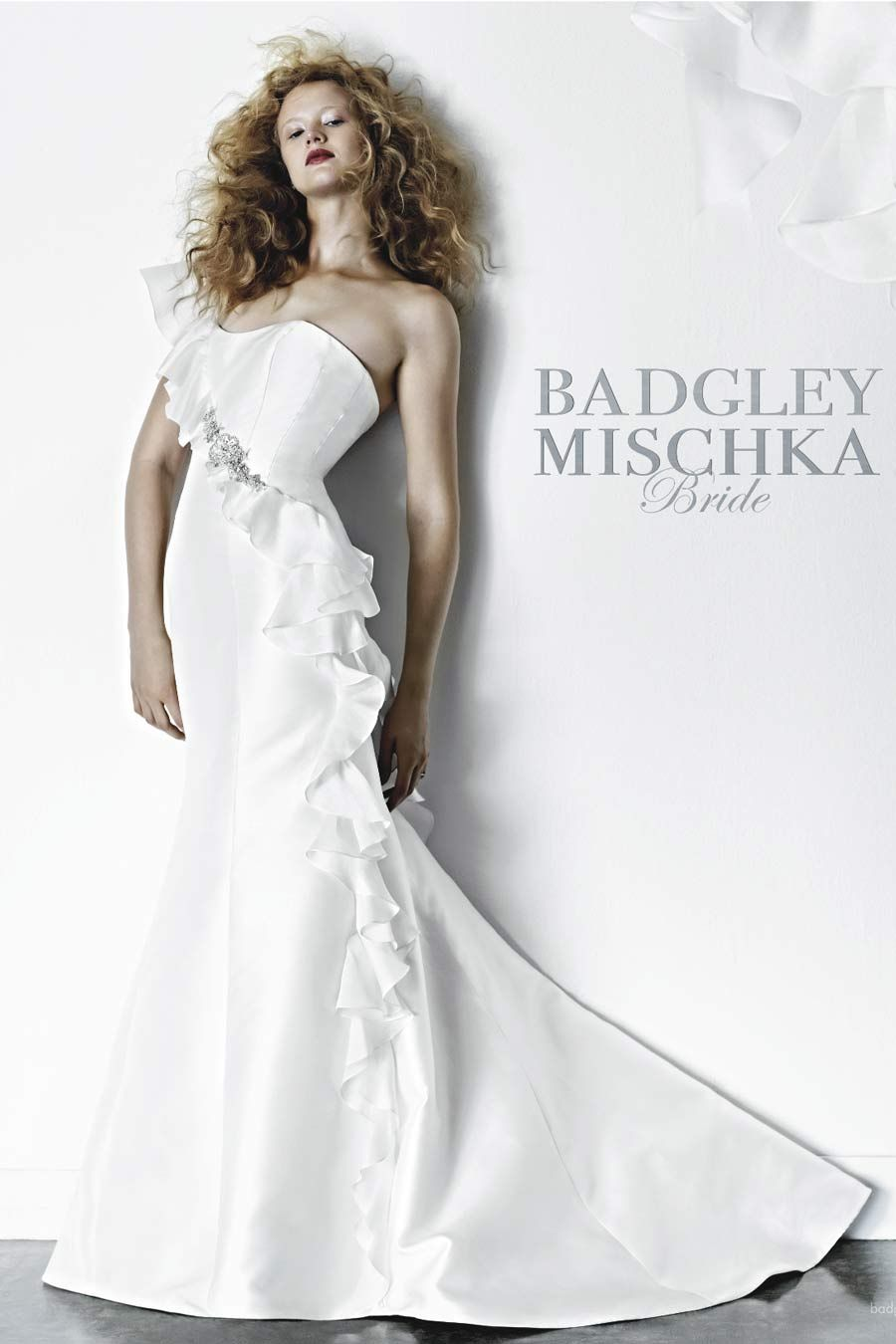 Badgley Mischka Zenyatta Discount Designer Wedding Dress | Bridal ...