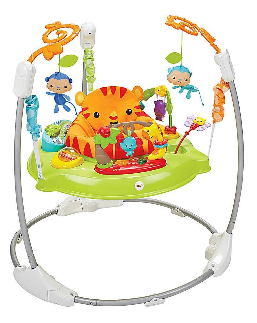 08d70bd2e36f Fisher-Price Roarin  Rainforest Jumperoo