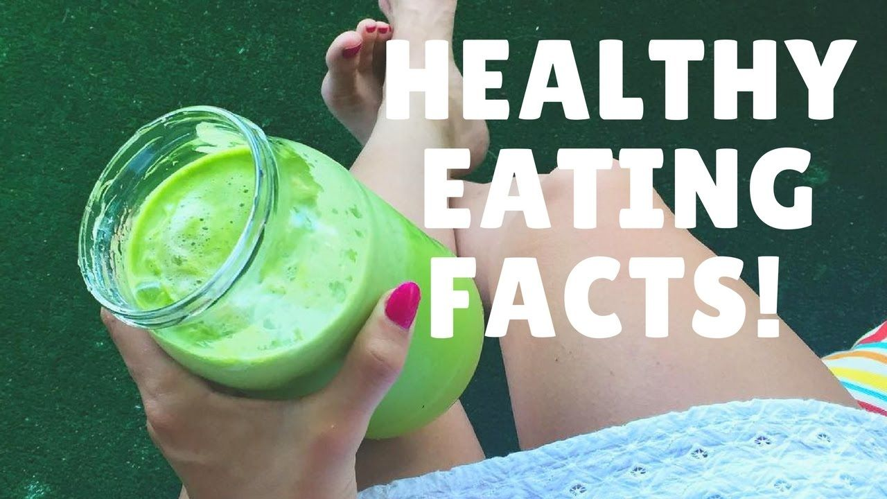5 MYTHS AND FACTS ABOUT HEALTHY EATING - YouTube