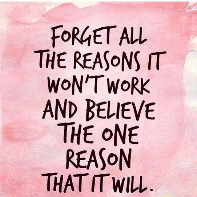 Believe | #quote