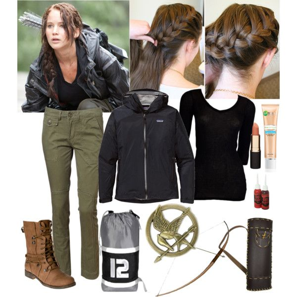katniss everdeen costume google search - Halloween Fashion Games