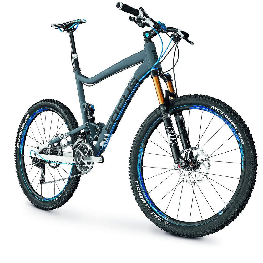 Focus Thunder 1 0 Costs 3199 Mountain Bike Pinterest