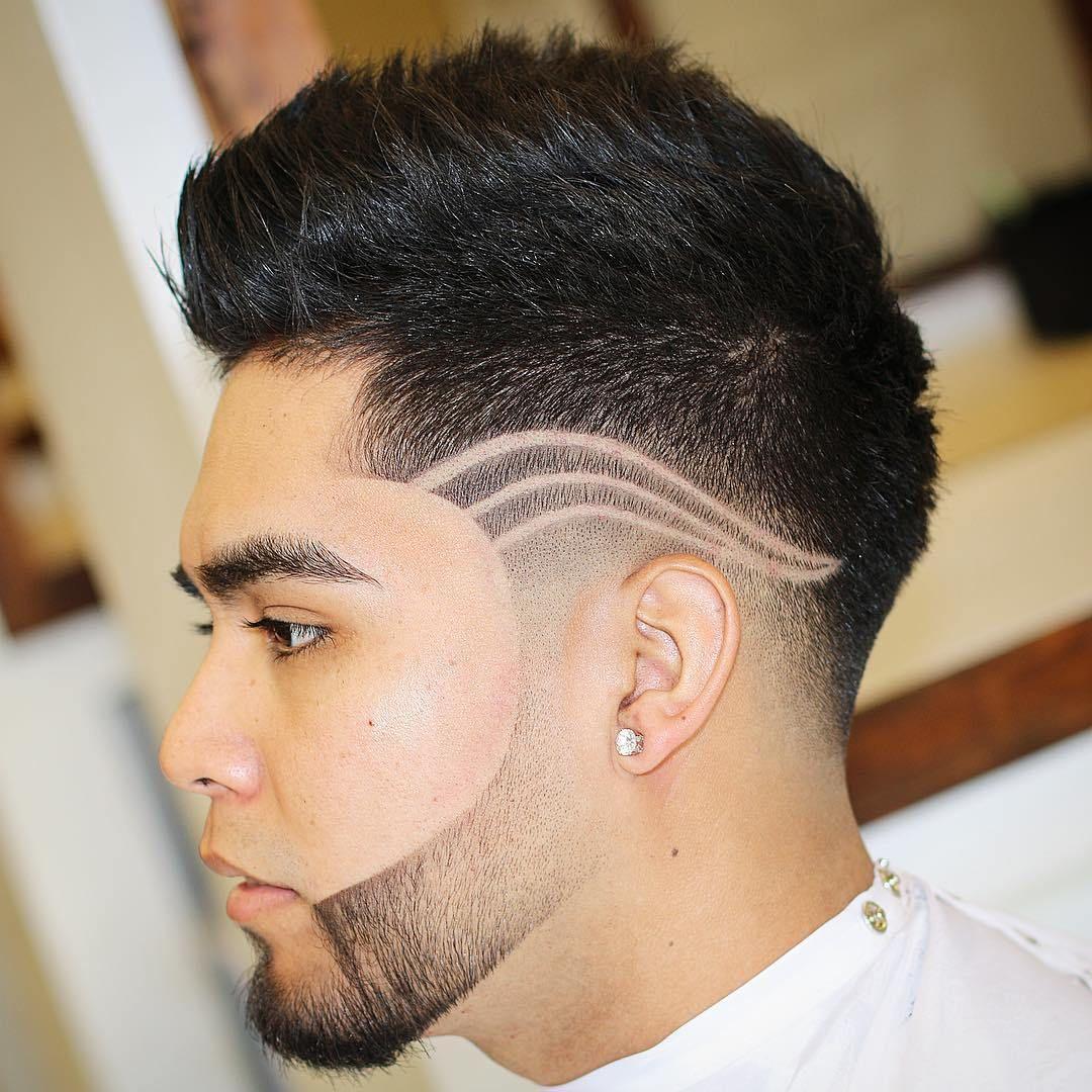 fade undercut haircuts