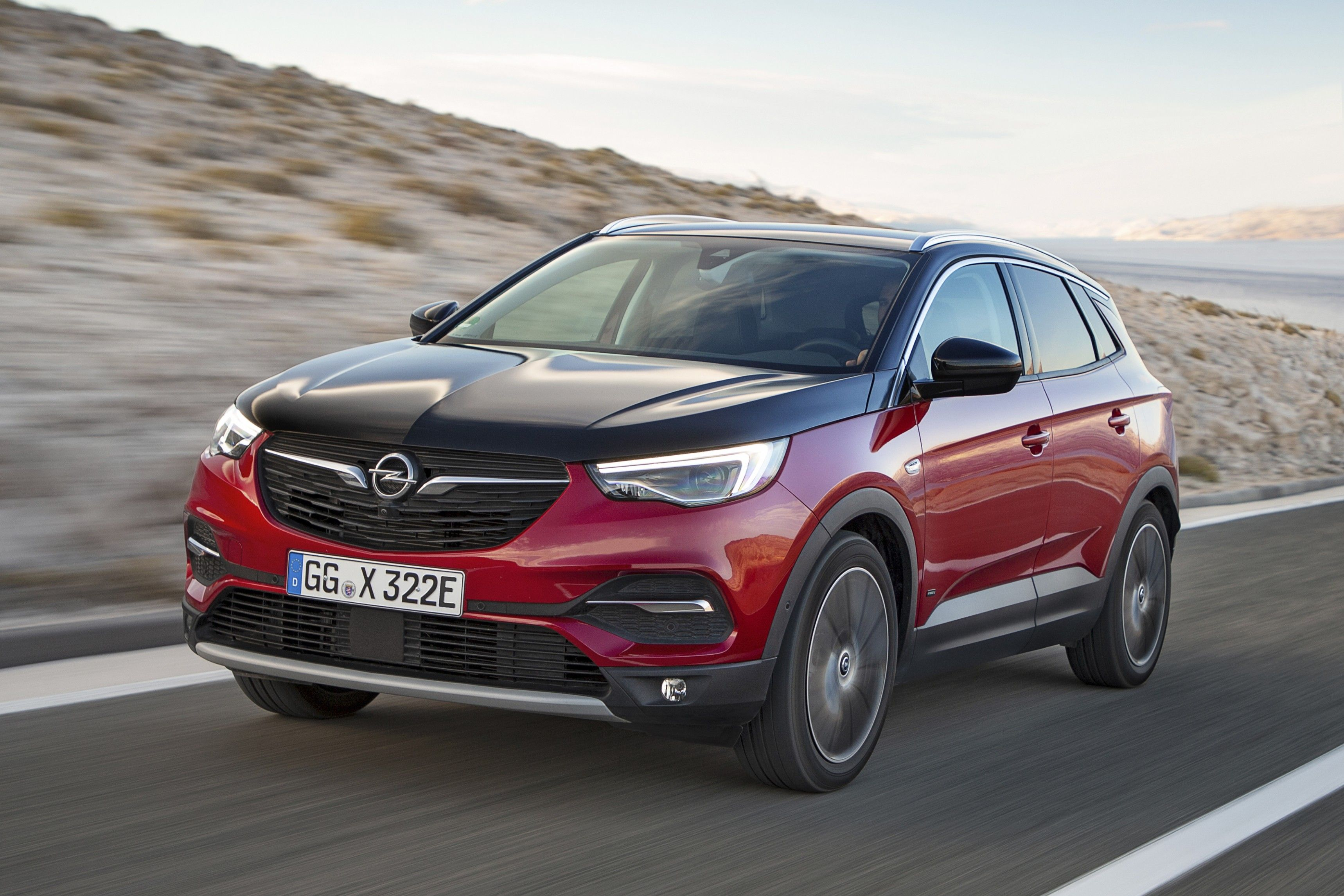 Opel Grandland 2020 Redesign And Opel Suv Hybrid Car