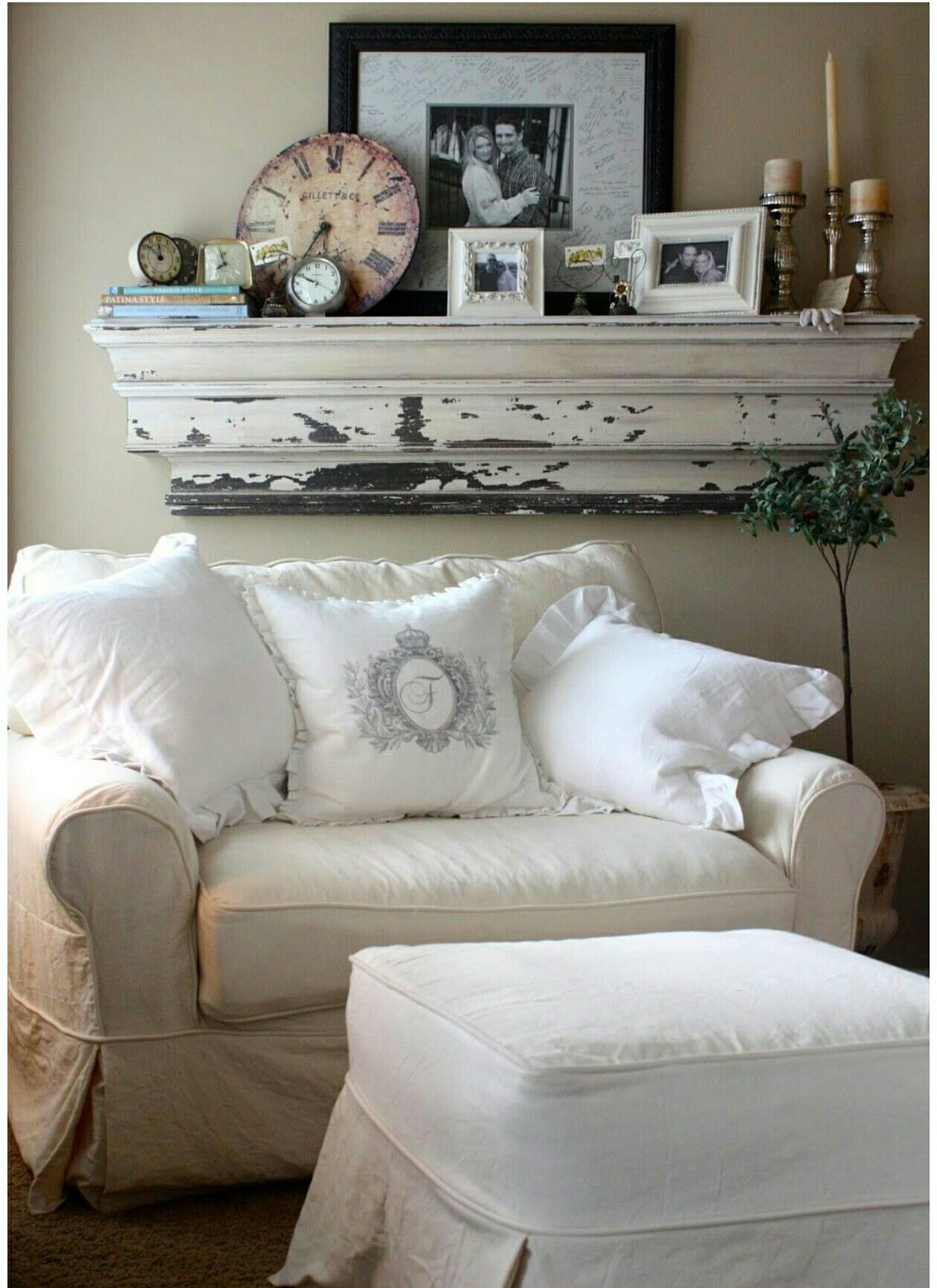 Pin By Sam Land On Home Living Room Decor Country French