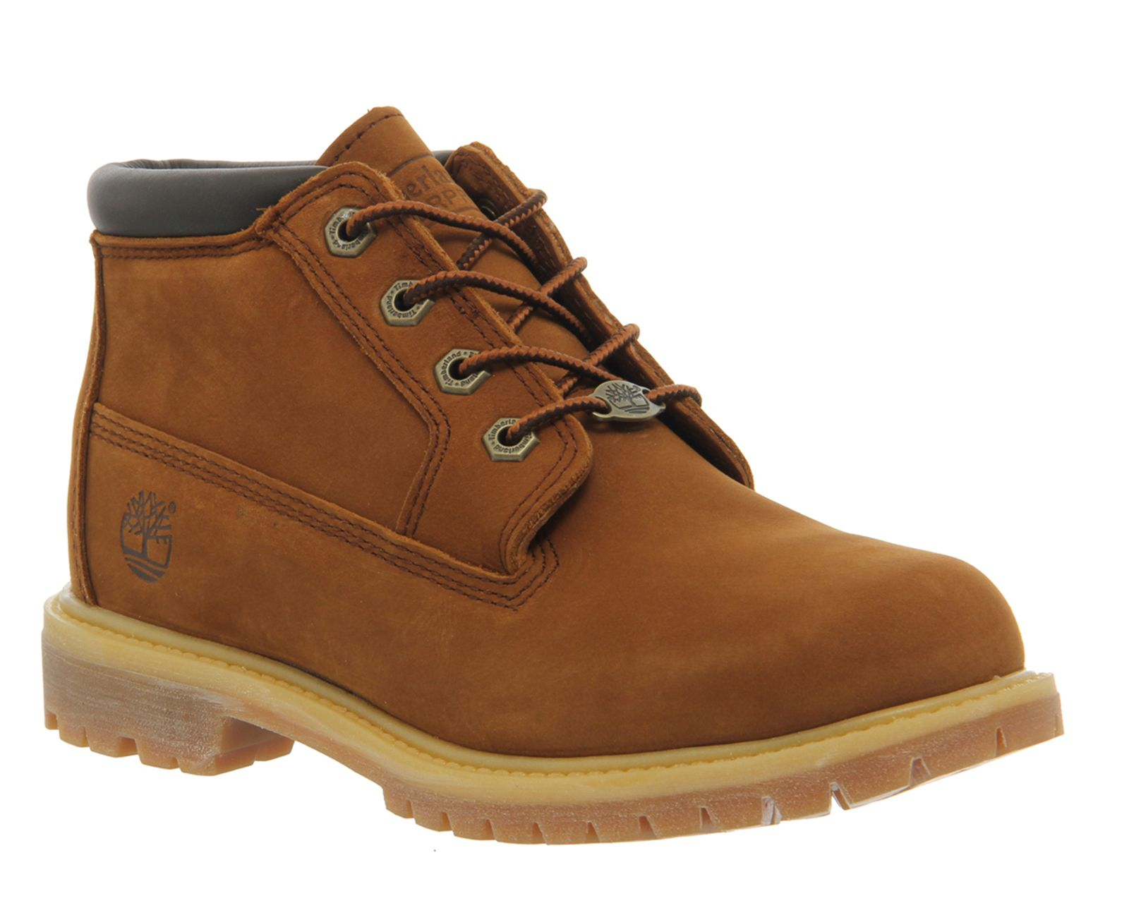 Timberland Nellie Chukka Double Waterproof boots Rust Nubuck - Ankle Boots