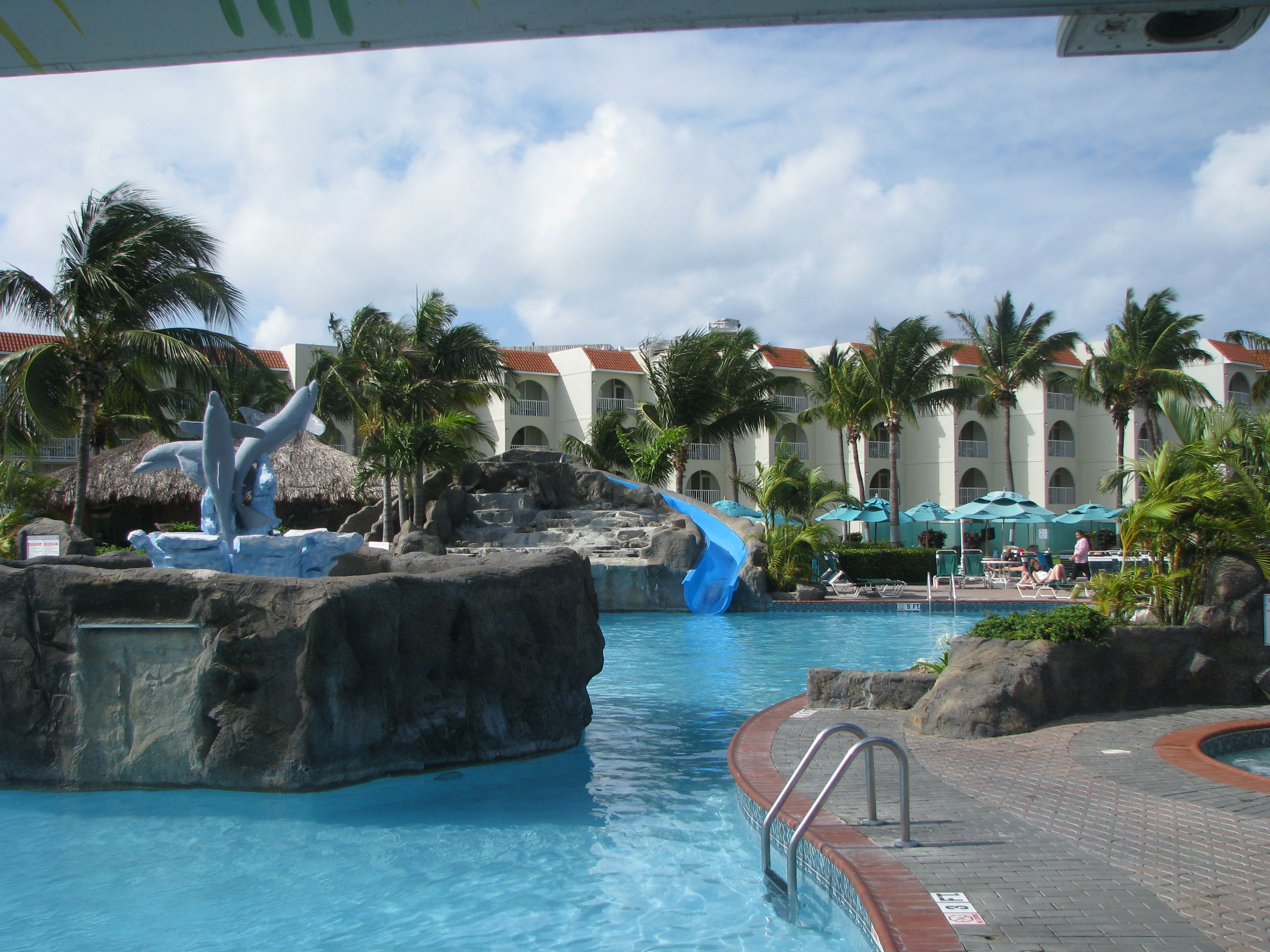 La Cabana Beach And Racquet Club Aruba