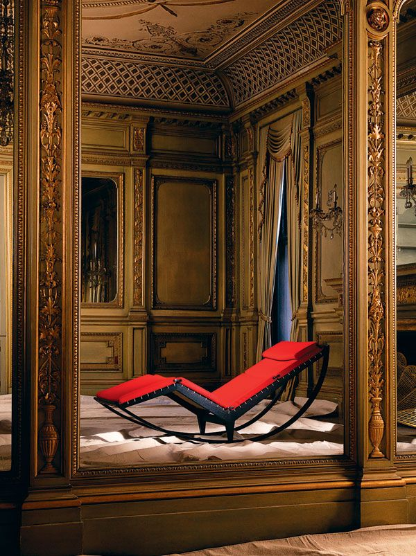 Great Cassina Canapo Rocking Chair By Franco Albini Pictures