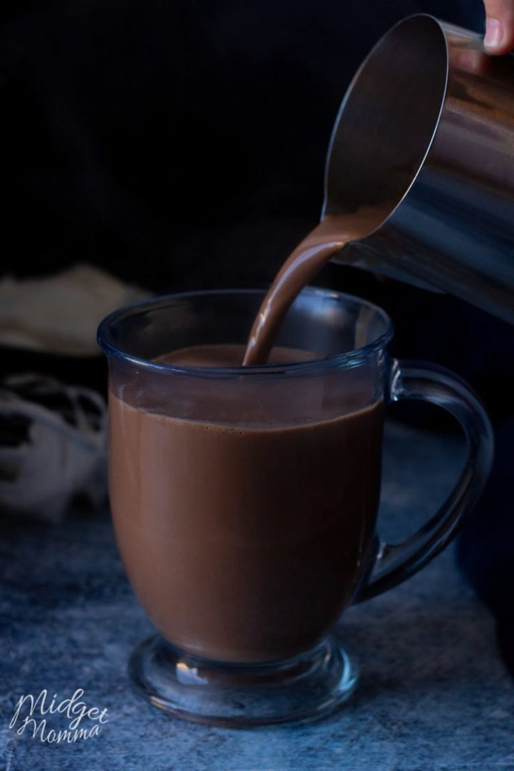 Nothing beats a great cup of hot chocolate on a cold