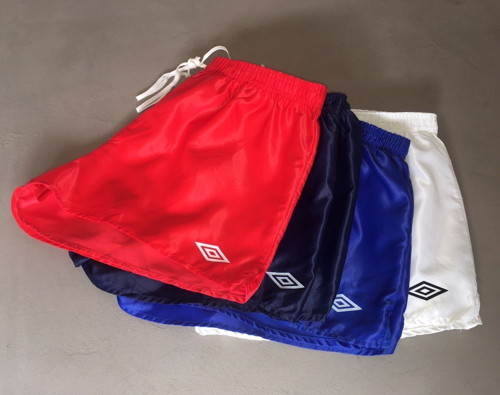 ddf4cc8839202 Vintage 80s Umbro Classic Shiny Nylon Football Shorts. | Briefs ...