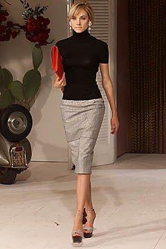 65485e5e Dolce & Gabbana Spring 2001 Ready-to-Wear Collection Photos - Vogue