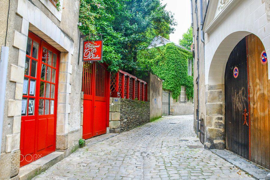Popular on 500px : Nantes France by alesiad3
