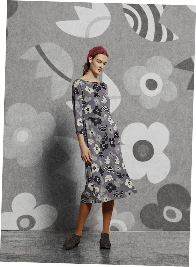 Autumn & winter 2019 Gudrun Sjödén Swedish fashion