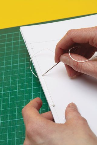 How To Bind Your Own Books Book Crafts Paper Diy