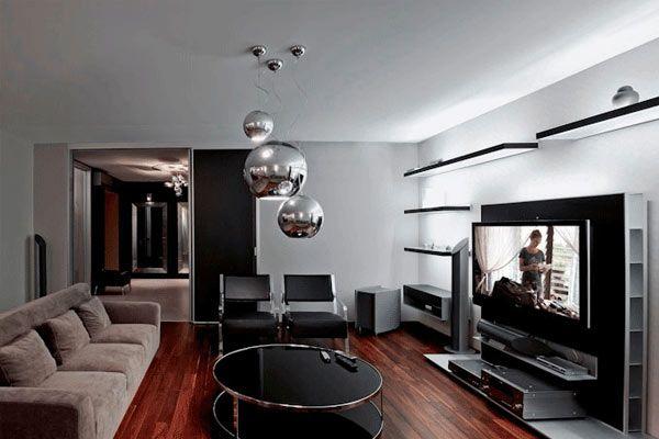 decoracin de salas con lmparas colgantes by