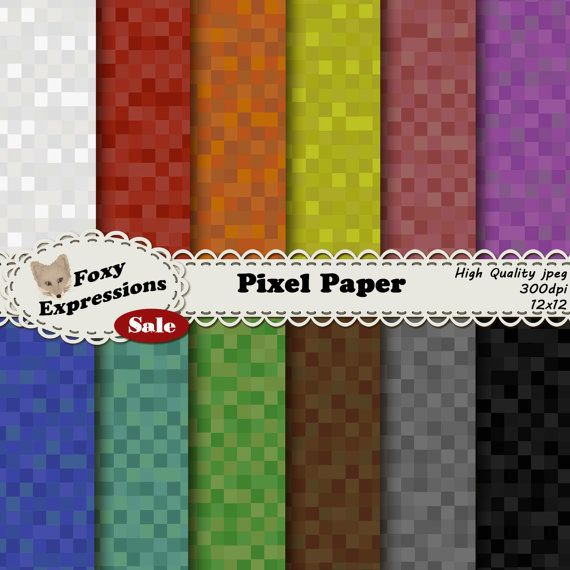 Each digital paper packs (12 sheets) are $1.  See more at…