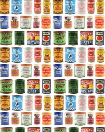 Miniature Tin Cans Dollhouse Food Miniatures Miniature Grocery Kitchen Supplies